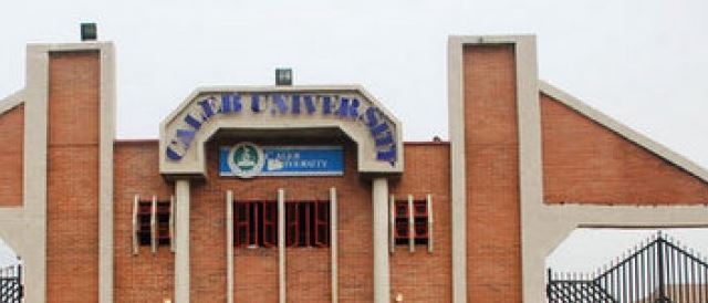 Caleb University records significant stride in e-learning