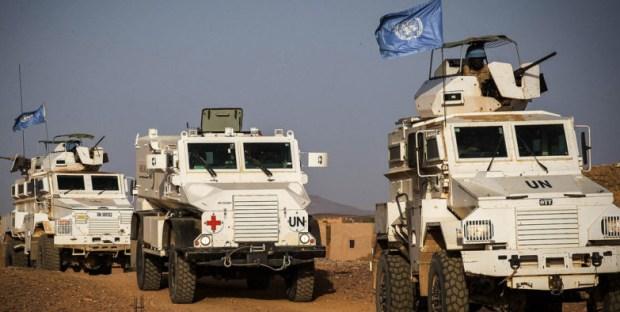 Two UN peacekeepers die of coronavirus in Mali