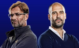 Klopp, Guardiola,