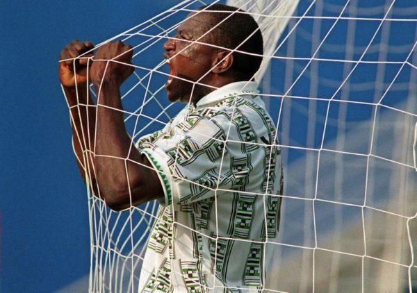 Happy birthday greatest No. 9, Rashidi Yekini's daughter celebrates football icon