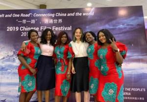 China and Nigeria