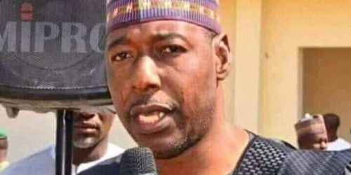 If Military cannot clear Baga, we will mobilize our hunters, vigilantes to recapture town ― Gov Zulum