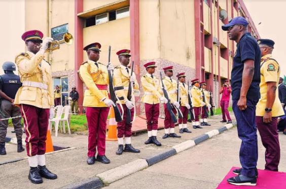 Traffic offence: LASTMA impounded 2,458 vehicles in January, says GM