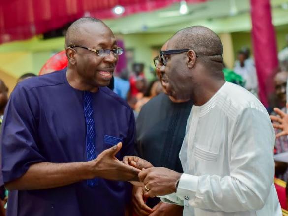 Edo 2020: Obaseki expecting Ize-Iyamu's phone call ― Osagie