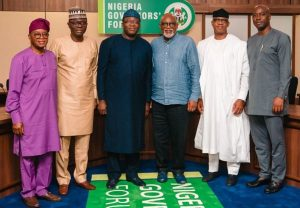 South-West govs