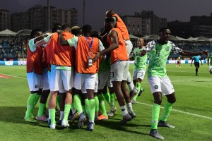 AFCON, Ighalo, Iwobi Nigeria Supper Eagles