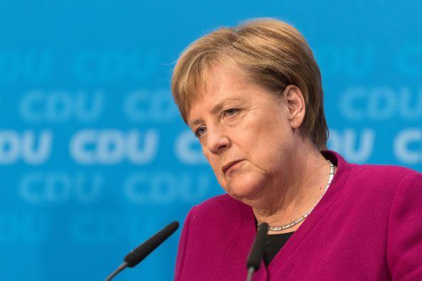German Chancellor, Merkel, in quarantine after meeting virus-infected doctor