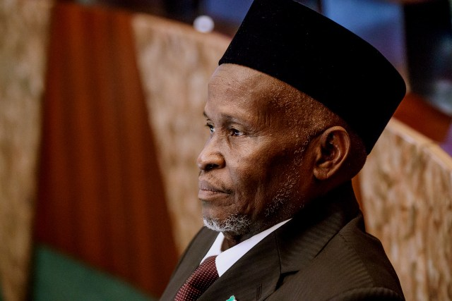 Justice Tanko Mohammed, CJN, SANs, Judiciary