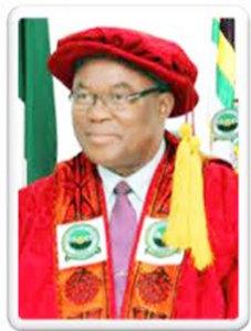 FUTO Vice Chancellor, Francis Chukwuemeka Eze