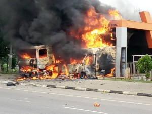 IMN, Adamu, Shi'ites,violent agitations