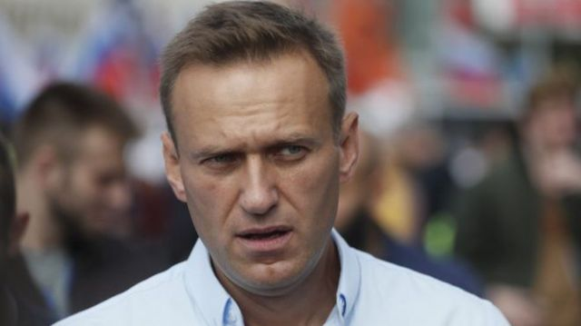 Navalny, doctor