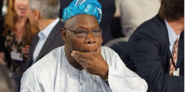 Obasanjo descending from Commander-in-Chief to Divider-in-Chief ― Presidency