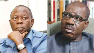 APC State Chairmen back Oshiomhole, urge Progressive Govs Forum to sack DG