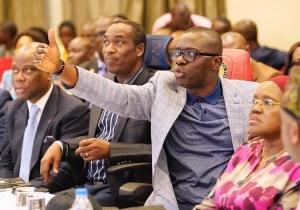 Fix Lagos roads, NBA chairman tells Sanwo-Olu