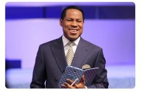 Believers LoveWorld President, Rev Dr. Chris Oyakhilome