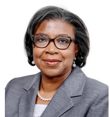 Director-General DMO Ms. Patience Oniha