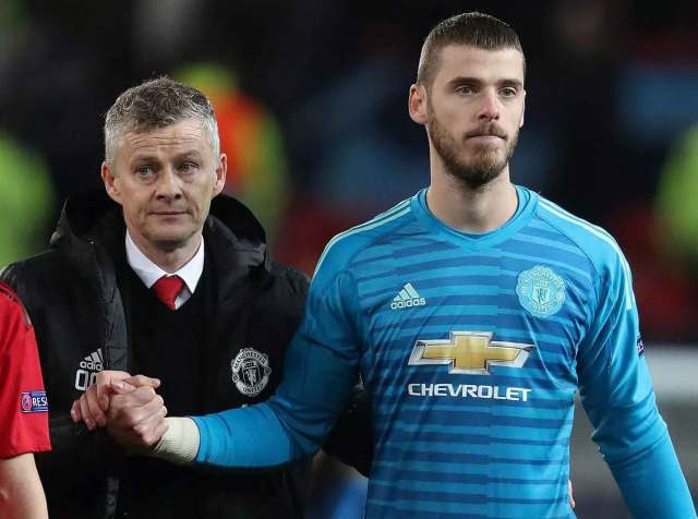 De Gea has been best in the world for a decade ― Solskjaer