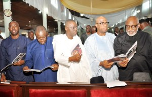 South-West governors, Amotekun