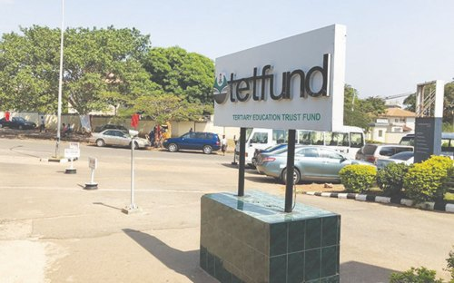 TETFund retrieves N10bn from non-performing institutions