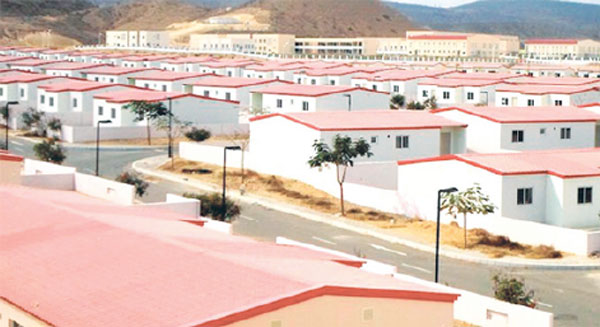 Mass housing scheme strictly for low income earners – FG