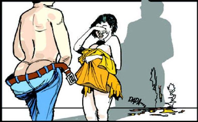 Police brutality,rape