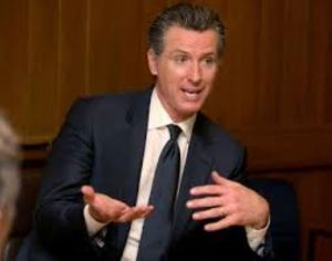Gavin Newsom,, California