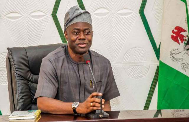 Makinde approves promotion, payment of gratuity for 97 officers dismissed by Ajimobi's administration