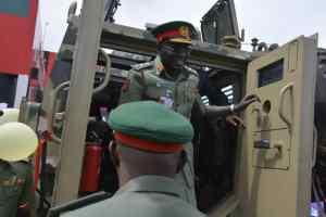 Army, terrorism