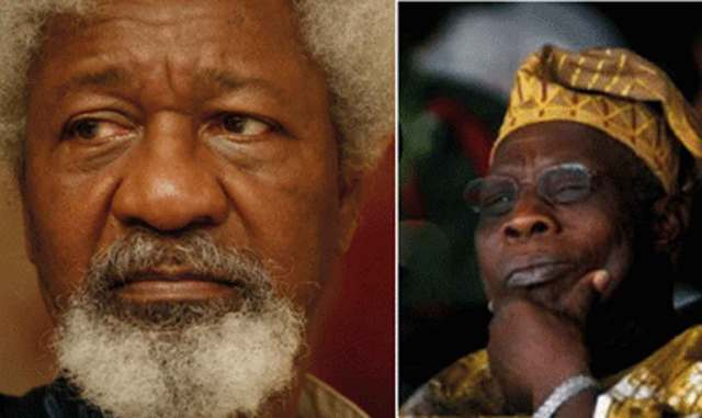 I'm notoriously no fan of Obasanjo, but Nigeria more divided than never ― Soyinka