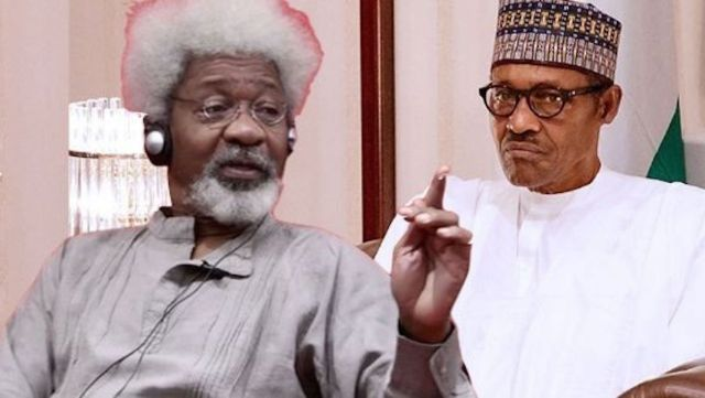 Soyinka: Between the writer and the Demagogue