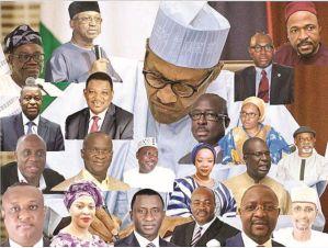 Ministerial portfolios