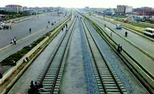 Rail, Abuja, Nigeria, China