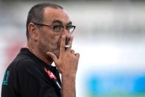 Sarri, Sarriball, Juventus