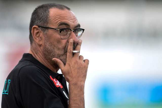 Sarri: I was defined as a Taliban for wanting to play Sarriball