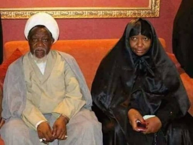 Iran working on improving Zakzaky's health via diplomatic channels