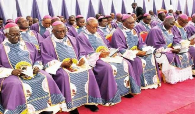 Insecurity: Defend yourselves, Catholic bishops tell Nigerians