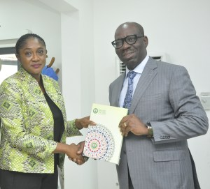 Obaseki, SDG, Edo