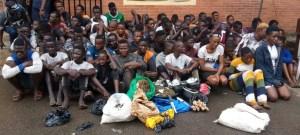 Lagos, taskforce, Oshodi