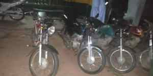 Lagos impounds 134 motorcycles over traffic rules