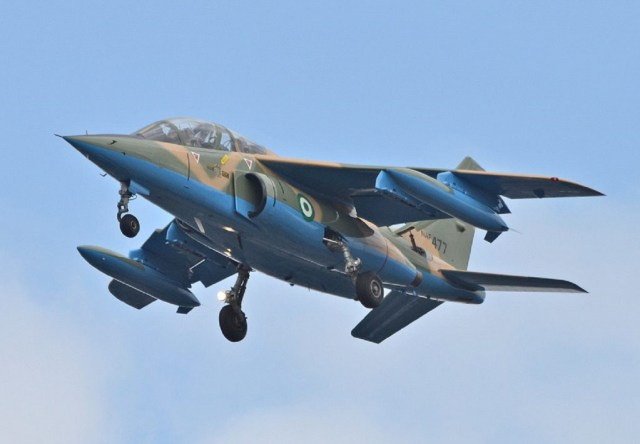 Air operation aims to degrade Boko Haram ? CAS