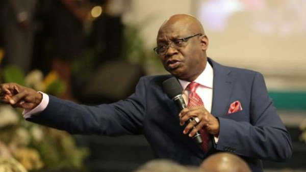 Bakare to Buhari: Determine who succeeds you in 2023