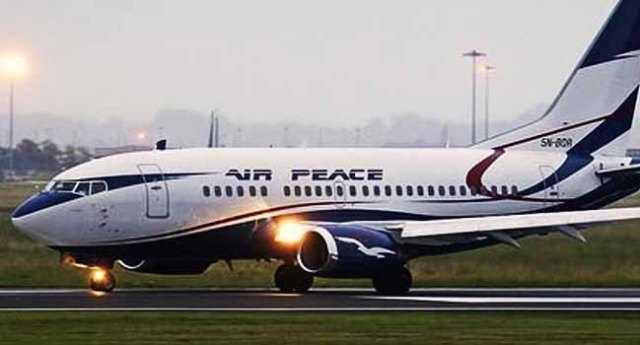 AIB releases preliminary reports on incidents involving Air Peace aircraft