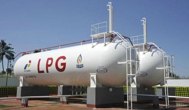 Nigeria's LPG consumption rises by 8% to 89,910MT