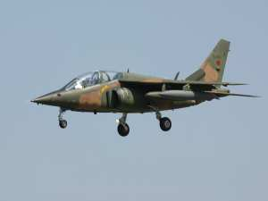 NAF jets kill many terrorists at Bukar Meram in Borno