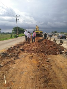 Reps query delay of roads, Niger Bridge projects