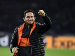 Lampard, Mourinho