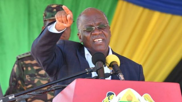 'God will help us,' Tanzania president 'rejects' virus lockdown