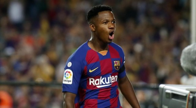 Barcelona to offer Fati new contract with eye-catching release clause
