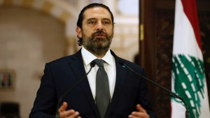 Saad Hariri, Lebanon