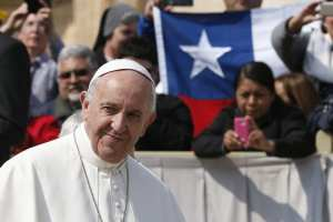 Pope Francis, Chile protests